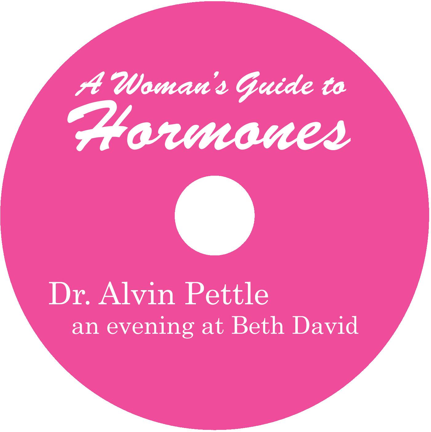 Hormones-Dr.Pettle